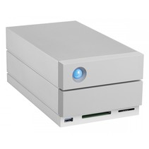 2big Dock USB-C - 20TB Thunderbolt 3 USB 3.0