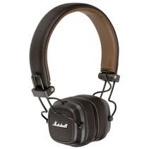 Major III hoofdtelefoon bruin/goud