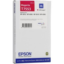Inktpatroon XL magenta T 755   T 7553