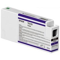 Inktpatroon UltraChrome HDX violet 350 ml T 824D