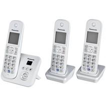 KX-TG6823GS parel zilver draadloze telefoon