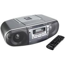 RX-D 50 AEG-S zilver radio/CD-speler