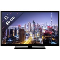 "TX-32FW334 Piano Black 32"" LCD TV"