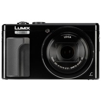 Lumix DMC-TZ80 zwart digitale camera