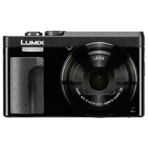 Lumix DC-TZ90 zwart digitale camera