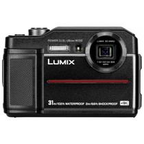 Lumix DC-FT7 zwart digitale camera