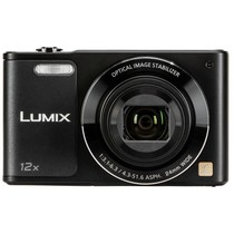 Lumix DMC-SZ10 zwart digitale camera