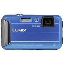 Lumix DMC-FT30 blauw digitale camera