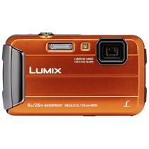 Lumix DMC-FT30 oranje digitale camera