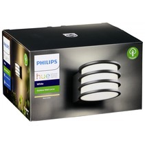 Hue White Lucca LED wandlamp antraciet