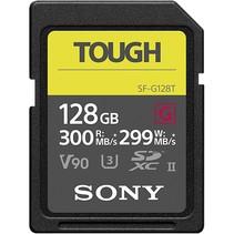 SDXC Pro Tough 128GB Class 10 UHS-II U3