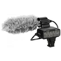 XLR-K2M XLR adapter en richtmicrofoon