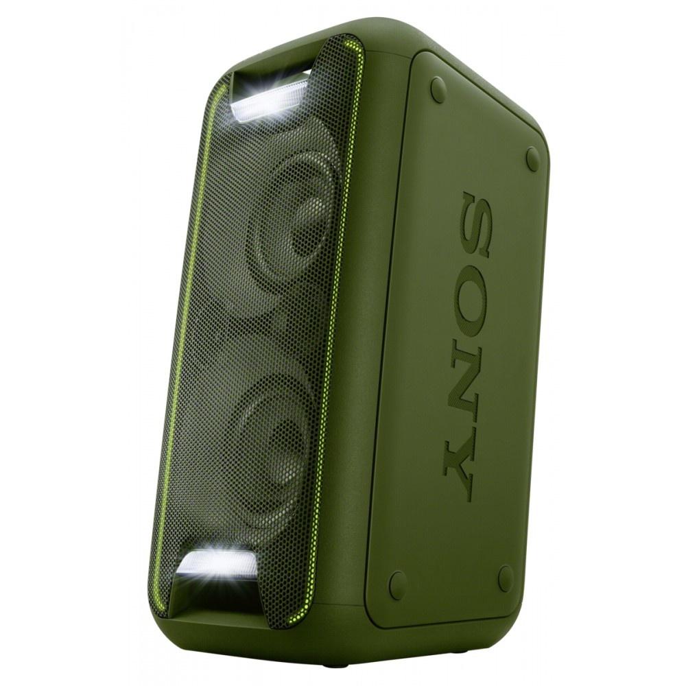 Sony GTK-XB5G groen party speaker