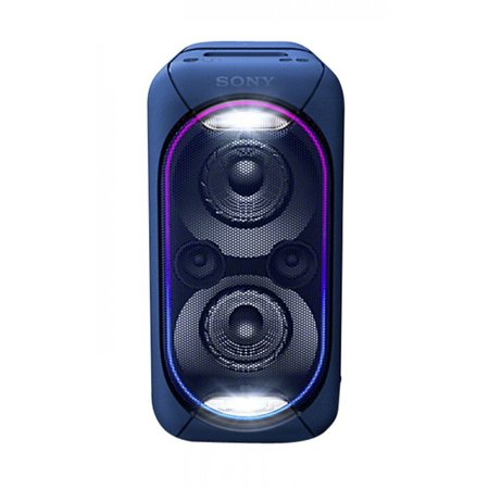 Sony GTK-XB60L blauw party speaker