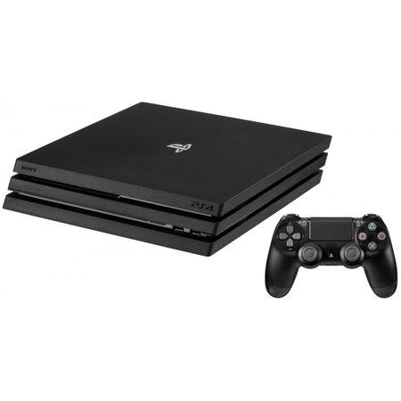 Sony Playstation 4 1TB Pro zwart