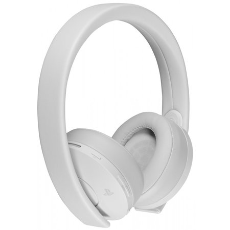 Sony PS4 Wireless Headset White Edition