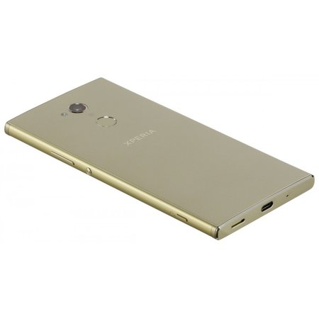 Sony Xperia XA2 Ultra goud smartphone
