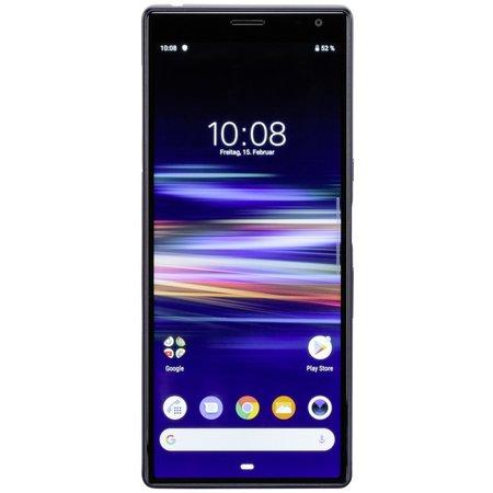 Sony Xperia 10 Plus navy smartphone