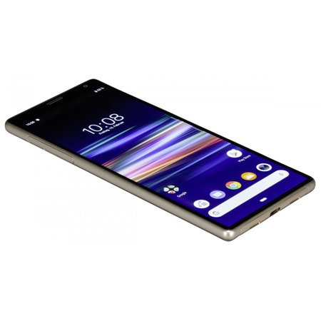 Sony Xperia 10 Plus goud smartphone