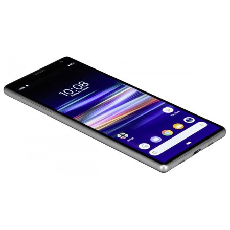 Sony Xperia 10 Plus zilver smartphone