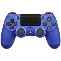 Playstation PS4 Controller Dual Shock wireless blauw V2