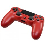 Sony Playstation PS4 Controller Dual Shock wireless rood V2