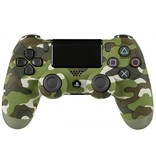 Sony Playstation PS4 Controller Dual Shock wireless groen camo