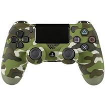 Playstation PS4 Controller Dual Shock wireless groen camo