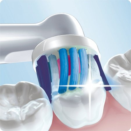 Oral B 3DWhite Opzetborstels - 8 stuks