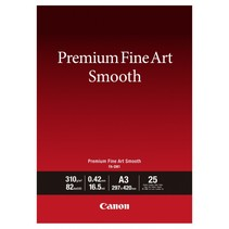 FA-SM 1 Premium FineArt Smooth A 3, 25 vel, 310 g