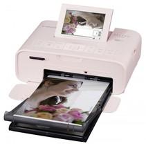 Selphy CP-1300 roze compacte fotoprinter