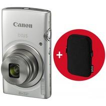 IXUS 185 zilver Essential Kit camera