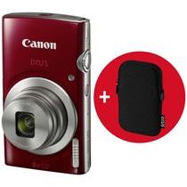 IXUS 185 rood Essential Kit camera