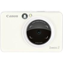 Zoemini S pearl wit camera