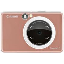 Zoemini S rose goud camera