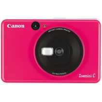 Zoemini C bubble gum pink camera