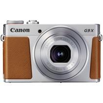 PowerShot G9X Mark II zilver camera