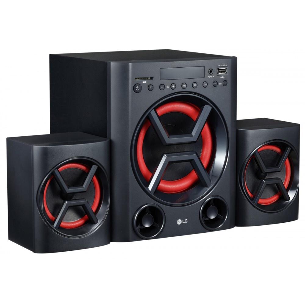 LG LK72B muziek systeem