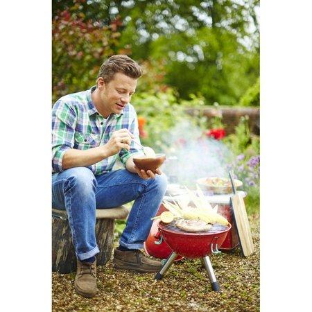 Jamie Oliver Park BBQ Houtskoolbarbecue zwart