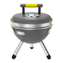 Park BBQ Houtskoolbarbecue grijs