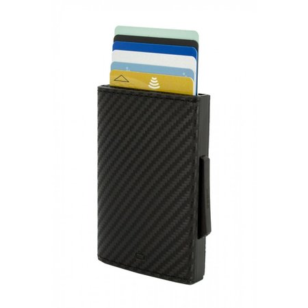 Ögon Designs Cascade Wallet carbon titanium