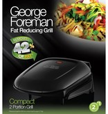 George Foreman Compact Grill - Contactgrill 18840-56
