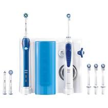 OxyJet met Elektrische Tandenborstel + 7 Opzetborstels