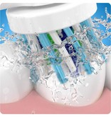Oral B OxyJet met Elektrische Tandenborstel + 7 Opzetborstels PRO 2000