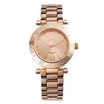 Daisy roségoud kleurig Horloge