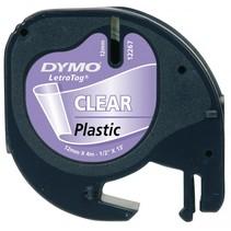 Tape Cassette Plastic transparant 12 mm x 4 m    16951
