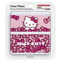 New 3DS Cover Hello Kitty
