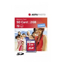 SD kaart 2GB 133x Premium