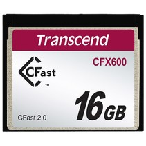 CFast 2.0 CFX600  16GB