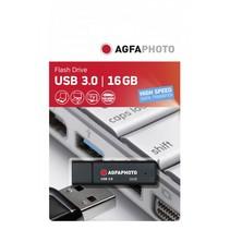 USB 3.0 zwart 16GB